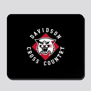 Davidson Cross Country Mousepad