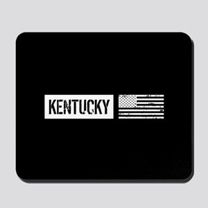 U.S. Flag: Kentucky Mousepad