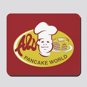 Gilmore Girls Al Pancake World Mousepad