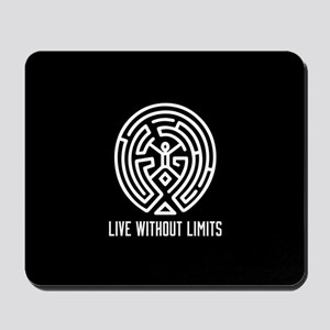 Westworld Live Without Limits Mousepad