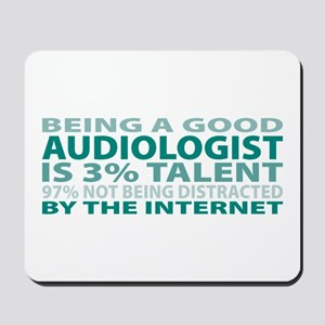 Good Audiologist Mousepad