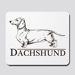 Dachshund Breed Type Mousepad