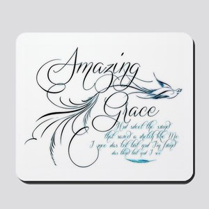 Amazing Grace Mousepad