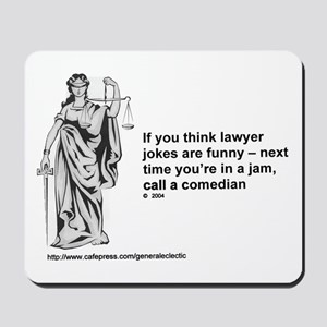 Lawyers Mousepad