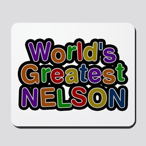 World's Greatest Nelson Mousepad