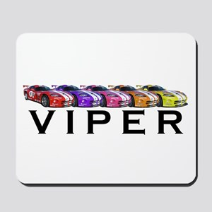 Dodge Viper Mousepad