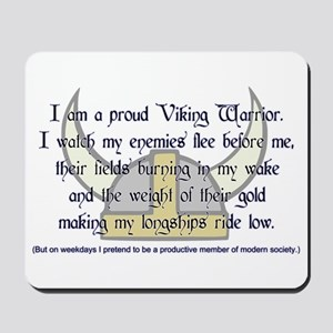 Viking Mousepad