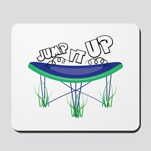 Jump It Up Mousepad