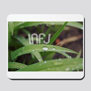 INFJ Personality Type Design Mousepad
