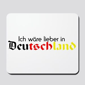 Germany Mousepad