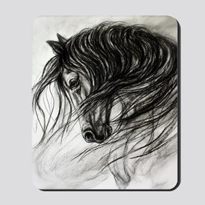 Mane Dance art Mousepad