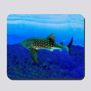 Whale Shark Mousepad