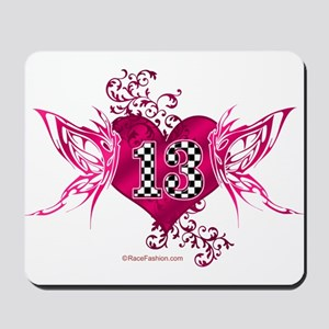 RaceFashion.com Mousepad