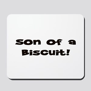 Son of  Biscuit! Mousepad