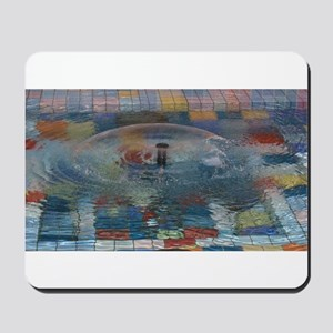 Water dome Mousepad