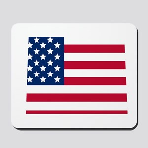 Colorado American Flag Mousepad