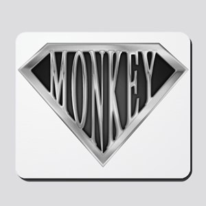 SuperMonkey(metal) Mousepad