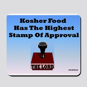 Kosher Food Has The Highest S Mousepad