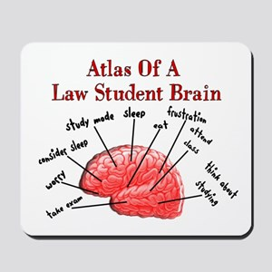 Law Student Mousepad
