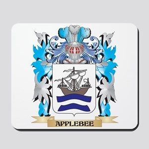 Applebee Coat Of Arms Mousepad