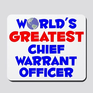 World's Greatest Chief.. (A) Mousepad