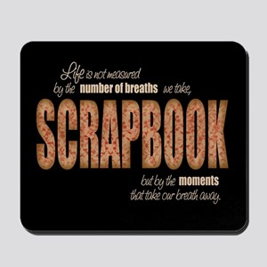 Scrapbooker's Mousepad
