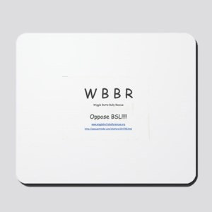 Wiggle Butt Mouse Pads - CafePress