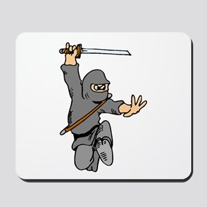 Cute Ninja Mousepad