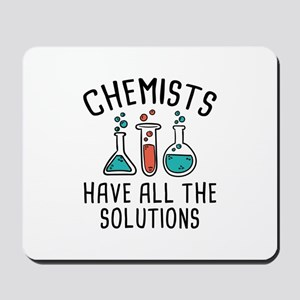 Chemists Mousepad