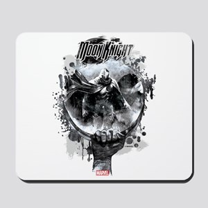 Moon Knight Grunge Mousepad