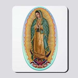 Virgin Guadalupe Mousepad