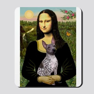 Mona and her AHT Mousepad