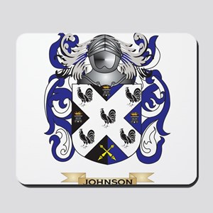 Johnson Family Crest Cases & Covers - CafePress