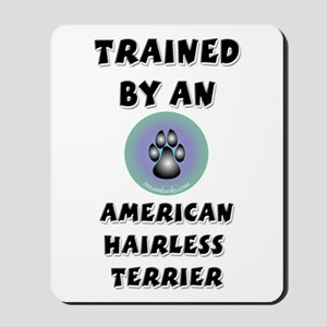 Trained by an AHT Mousepad