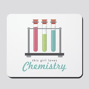 Love Chemistry Mousepad