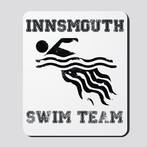 InnsmouthSwimTeam_distressedk Mousepad