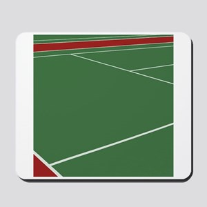 Tennis Court Mousepad