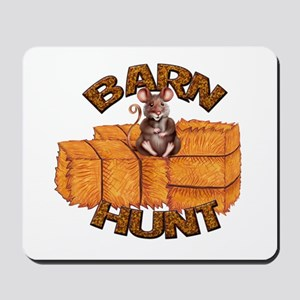 Barn Hunt Mousepad