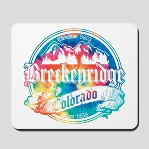 Breckenridge Old Tie Dye Mousepad