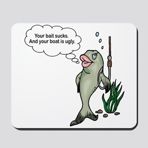 Fisherman Mousepad