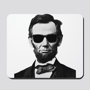 COOL LINCOLN Mousepad