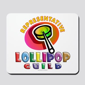 Lollipop Guild... Mousepad
