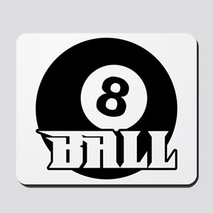 8 Ball Mousepad