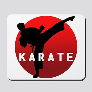 KARATE keri 1 Mousepad