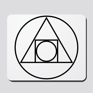 Triangle Circle Square Samsung Cases & Covers - CafePress