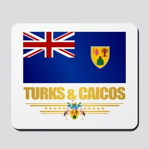 Turks and Caicos Mousepad