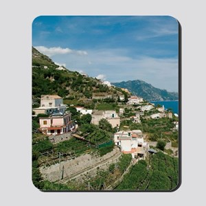 Itally - Amalfi Coastline  Mousepad
