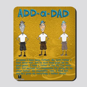 Add a Dad Mousepad