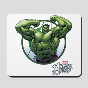 The Incredible Hulk Mousepad
