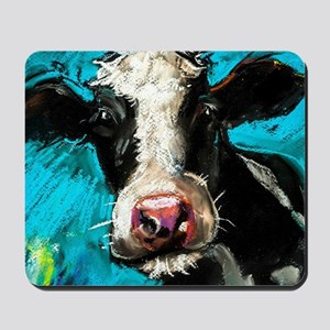 Cow Painting Mousepad